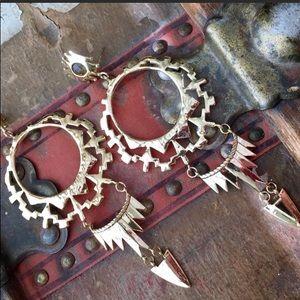 Kendra Scott Shiva earrings
